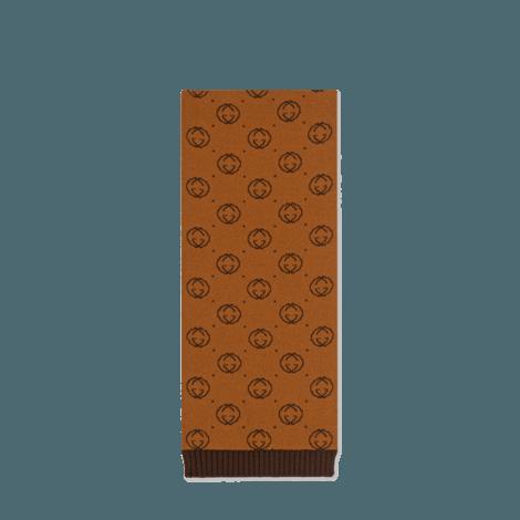 Gucci-Dapper Dan联名系列羊毛围巾