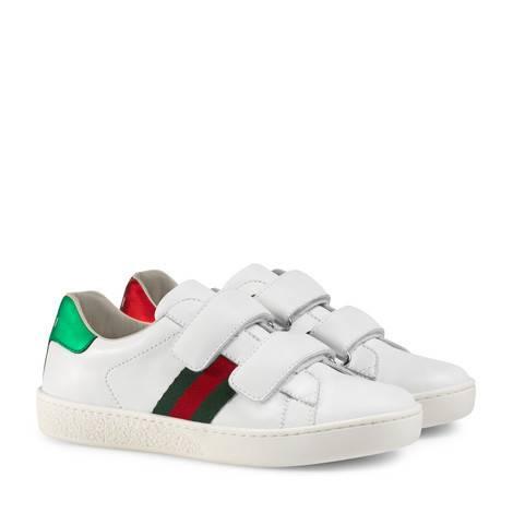 儿童Ace系列皮革运动鞋