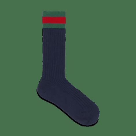 儿童织带长袜