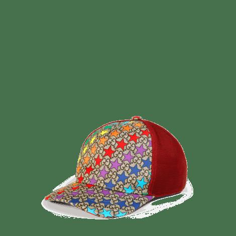 儿童GG彩虹星星帽子