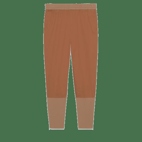 斜纹棉长裤