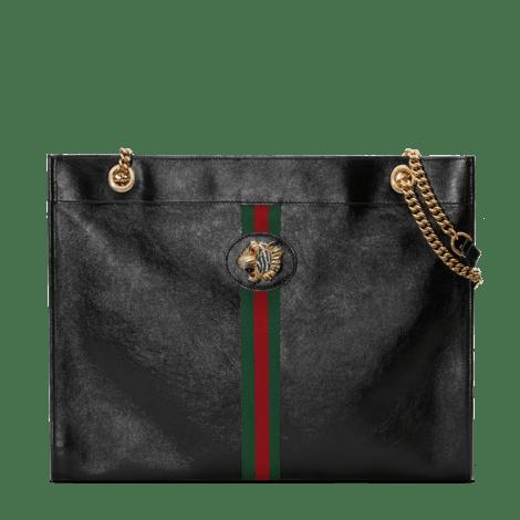 Rajah系列大号购物袋