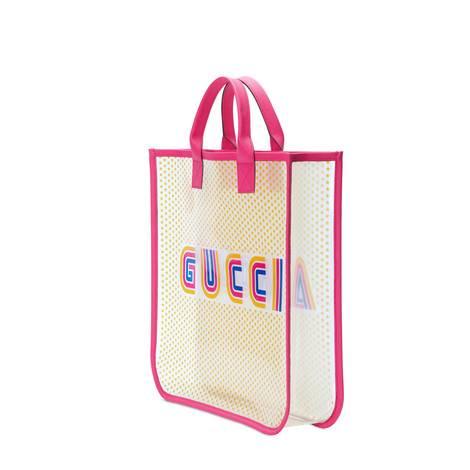"""儿童""""Gucci Amour""""购物袋"""