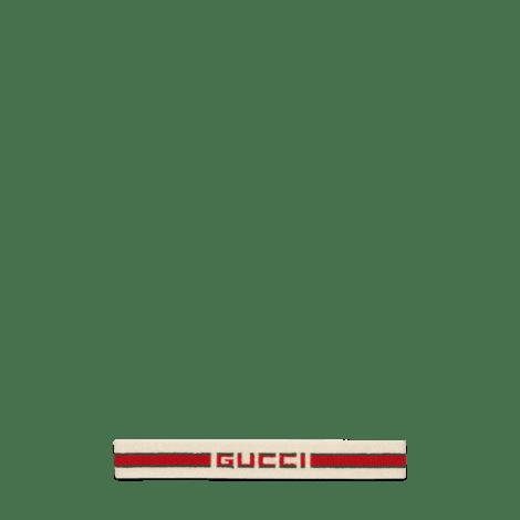 儿童Gucci条纹发带