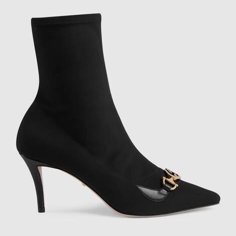 Gucci Zumi系列中跟踝靴