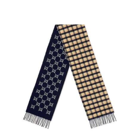 GG羊毛围巾