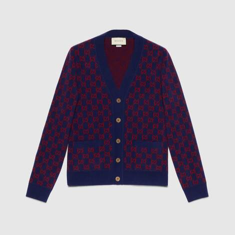 GG羊毛开衫