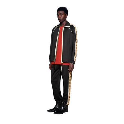 超大造型平纹针织夹克