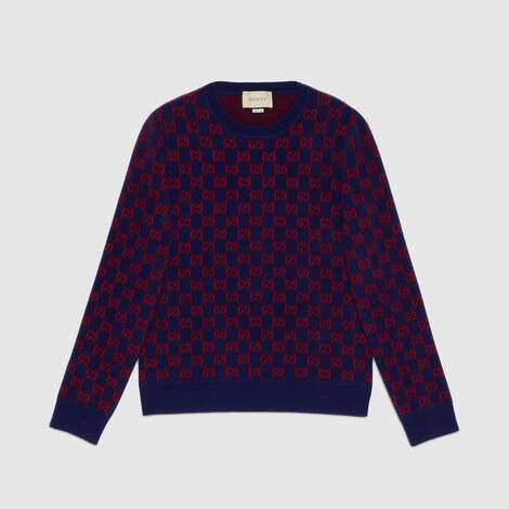 GG羊毛毛衣