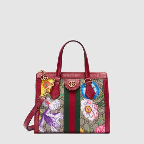 Ophidia系列GG花卉小号购物袋