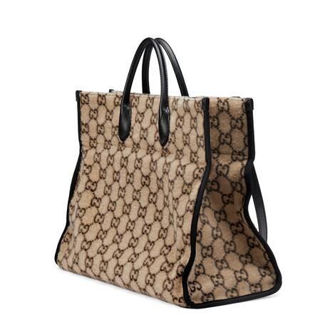 GG羊毛购物袋
