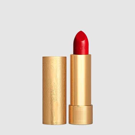 #503特雷西娜红宝石,古驰倾色华缎唇膏