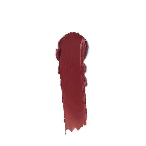 #504玛拉绯红,古驰倾色华缎唇膏
