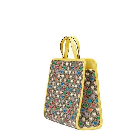 儿童GG心形购物袋