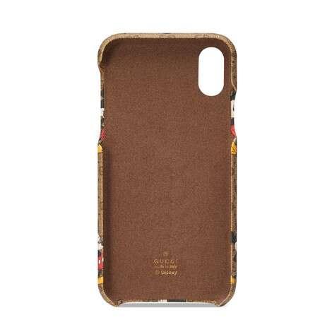 Disney x Gucci iPhone X/XS保护套