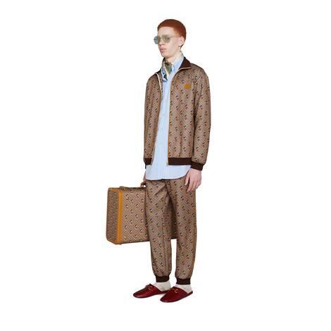 Disney x Gucci超大造型夹克