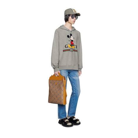Disney x Gucci兜帽卫衣