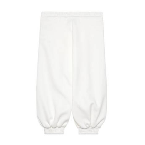 儿童平纹针织长裤