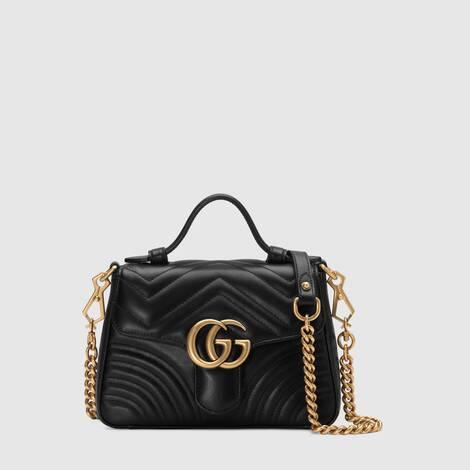 GG Marmont系列迷你手提包