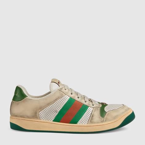 Screener系列皮革运动鞋