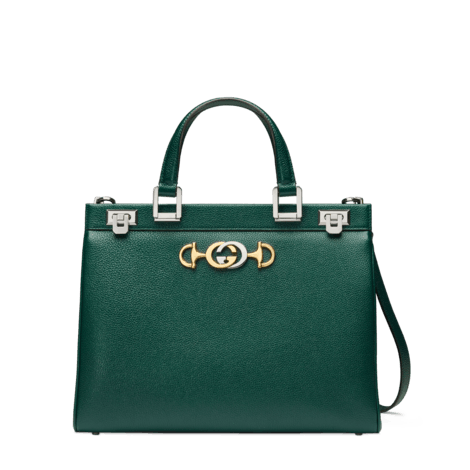 Gucci Zumi系列中号手提包