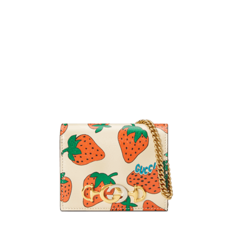 Gucci Zumi系列卡包