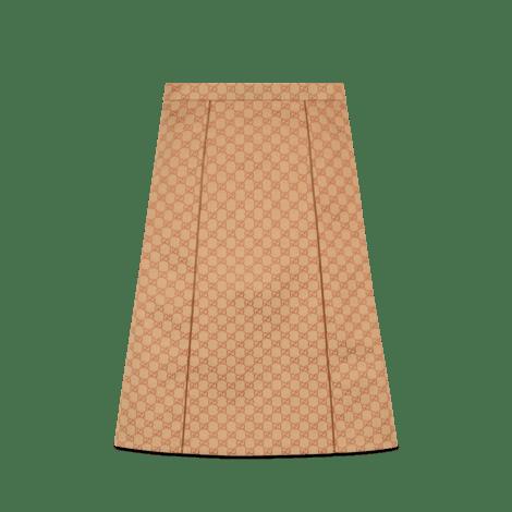 GG帆布半身裙