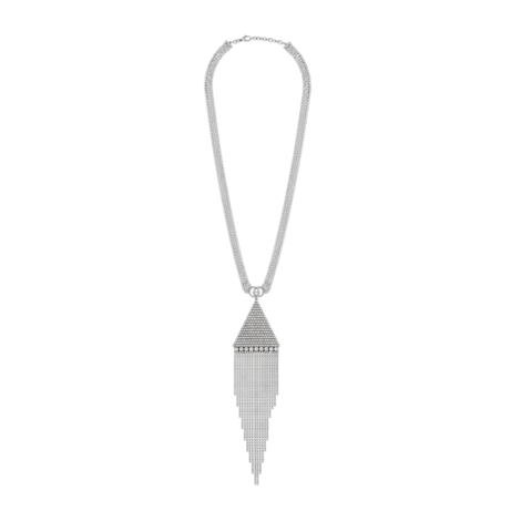 饰吊坠水晶项链