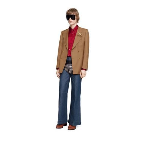 日本斜纹夹克