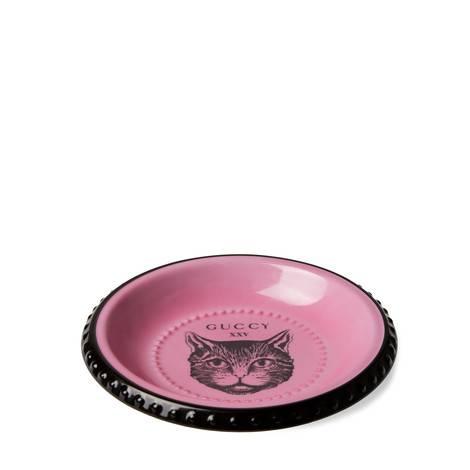 Mystic Cat印花烟灰缸