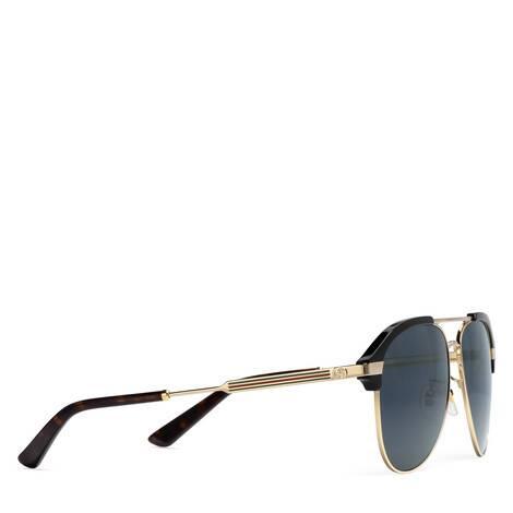 飞行员金属太阳眼镜