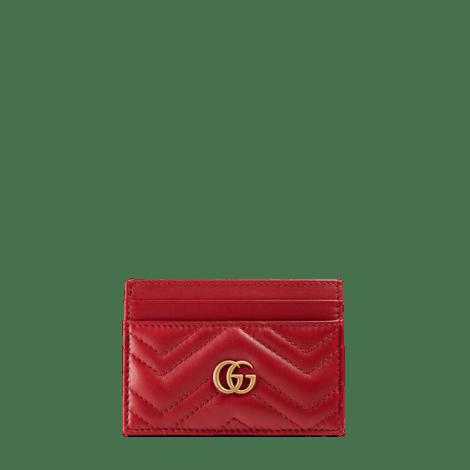 GG Marmont系列卡片夹