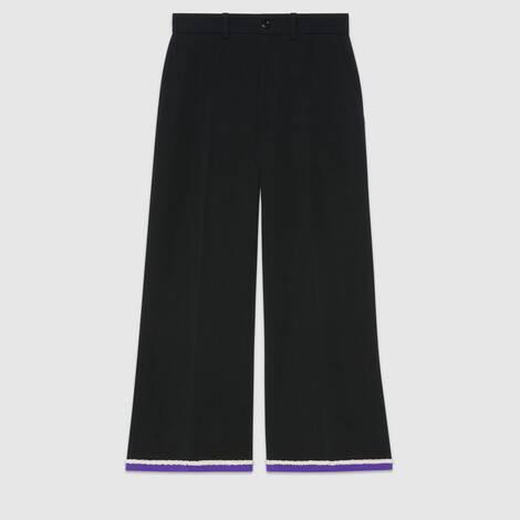 人造丝裙裤