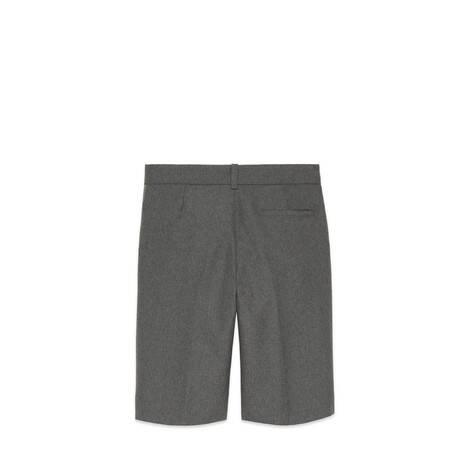 儿童羊毛百慕大短裤