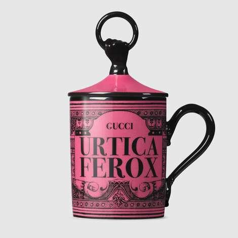 """""""Urtica Ferox""""手握圆环马克杯"""