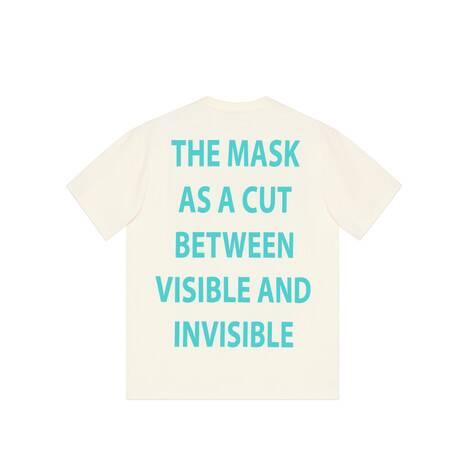 官网专享古驰宣言系列廓形T恤