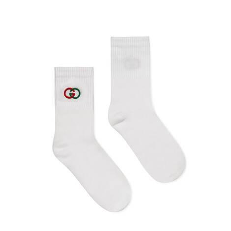 互扣式 G 短袜