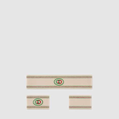 互扣式G发带和腕带