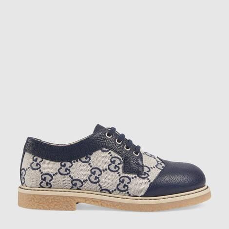 儿童 GG 皮鞋