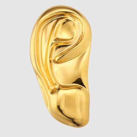 金属材质右耳饰