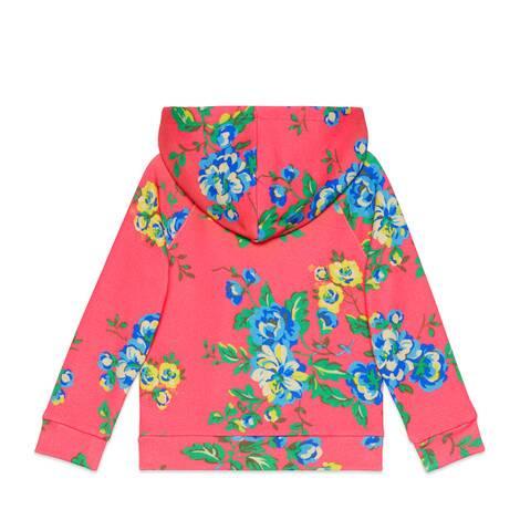 儿童 Gucci 锋刃贴饰卫衣