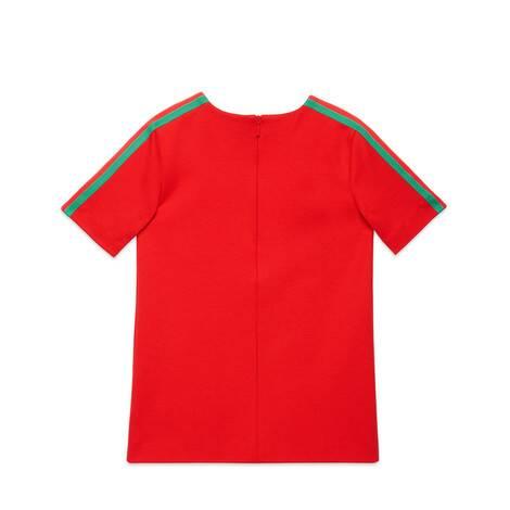儿童织带短上衣