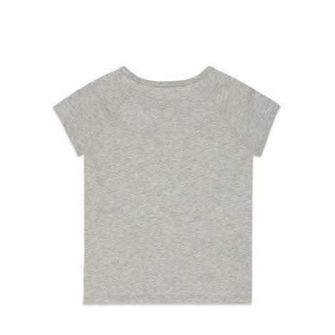 儿童老虎印花 T 恤