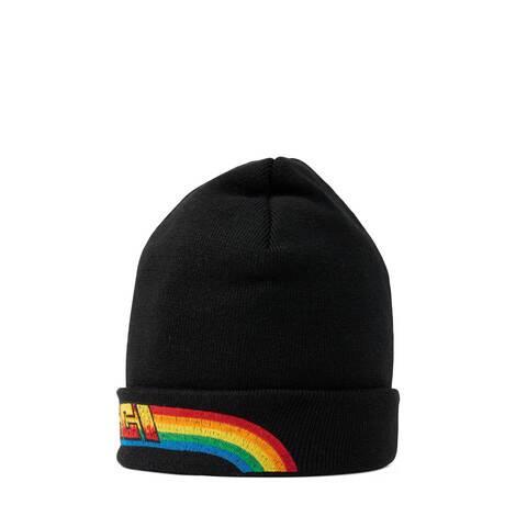 儿童 Gucci 刺绣羊毛针织帽