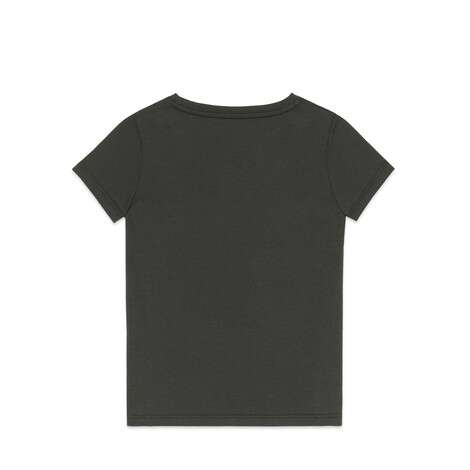 儿童 Gucci 蘑菇印花 T 恤