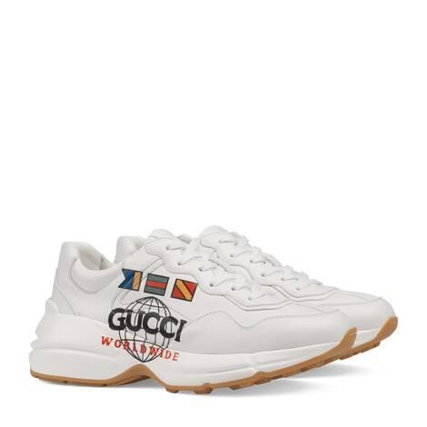 "Rhyton系列女士饰""Gucci Worldwide""运动鞋"