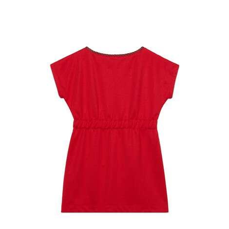 儿童平纹针织连衣裙