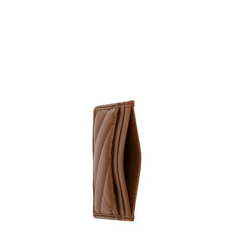GG Marmont系列绗缝卡片夹
