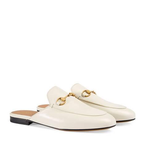 Princetown系列皮革拖鞋