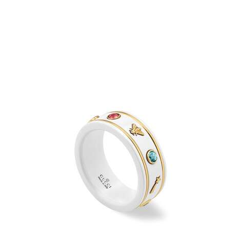 Icon系列宝石戒指